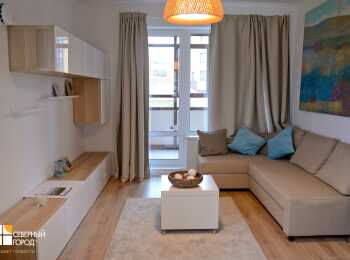 Пример меблировки гостиной